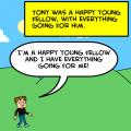Tony's Life