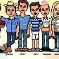 Big Brother USA 16 Cast