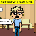 story of a ghost hunter
