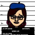 My Mug Shot: Robin Lee