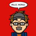 loldrew - 'hello world.'