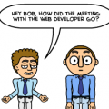 'Bob and the Web Developer'
