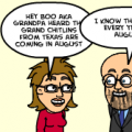 'Babec & Boo aka Grandpa'