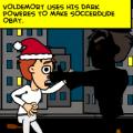 Voldemort & Soccerdude tea