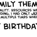Sar Family Theme Song