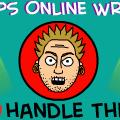 Bitstrips Online Wrestling