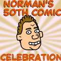 50th comic celebration