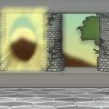 Hallway scene