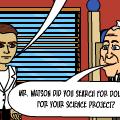 Watsontr Search Comic