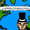 Lincoln's Wall Street Address