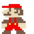 'Sprite Mario'