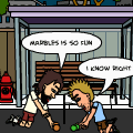 TotD: Marbles