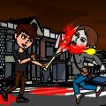zombie apocalypse XD