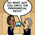 'Presidential Talk and walk'