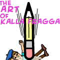 The Art Of Kalla Fragga