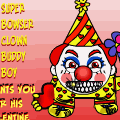 Clown Buddy Boy Valentine