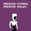 An Android Tale