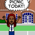 Picnic Cleanup