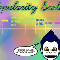 Popularity Scale