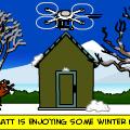'winter flying'