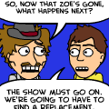 tell's about zoe's death