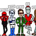 The Hero Union Males