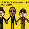 Bill and Larry Day