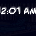 12:01 am