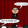 'Sound guy'