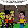 Eddy's Adventures/Nancy's call