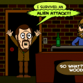 Surviving an Alien Attack
