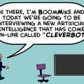 'Meet Cleverbot'