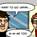 Bitstrips Cruise: Japan!