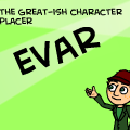best-ish character placer evar