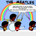 The Meatles: They Taste Fine!