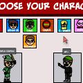 Smash (Link vs luigi