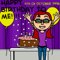 My birthday!!!!!