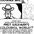 RP - Andy Kaufman Signupremix