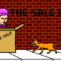 The sale baby