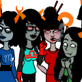 yay it's the Alpha troll girls