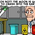 Moon Crash Imminent!!!