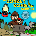 The DONKEY KONG COUNTRY
