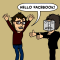 Rmx: Hello Facebook