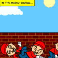 Super Mario is angry!!!
