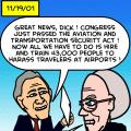 Planning the TSA 2
