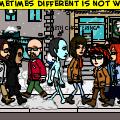 TotD: Different