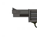 W-SHOWCASE Revolver