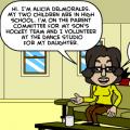 'Meet Alicia'