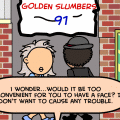 Golden Slumbers 91