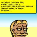 Captain Hats!!